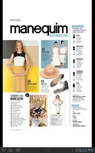 Revista Manequim screenshot 3