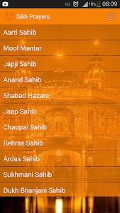 Nitnem- Sikh Prayers screenshot 0
