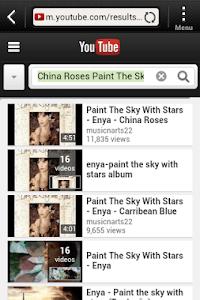 Music Video Player screenshot 3