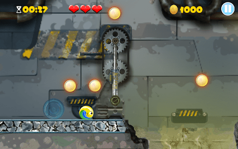 Rolling Roll - Running Game screenshot 2