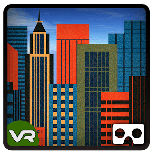 Fantasy City Tours VR - Toon