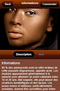 Dermatologue Peaux noires screenshot 4