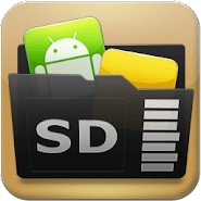 AppMgr III (App 2 SD, Hide and Freeze apps) APK icon