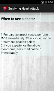 Surviving Heart Attack screenshot 1