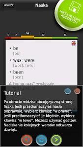 FISZKI Angielski Czasowniki C screenshot 2