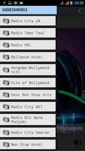 Radio FM India screenshot 1