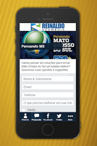 Reinaldo Azambuja screenshot 2