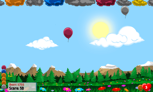 Balloon Sucker screenshot 5