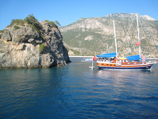 Gulet in the Med