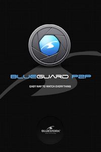 BLUEGUARD P2P screenshot 0