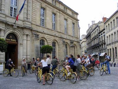 Rondleiding per fiets door Bordeaux (Verlof Bourdenne 5) (6/6)