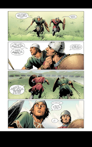 X-O Manowar #1 screenshot 1