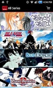 VIZ Manga screenshot 2