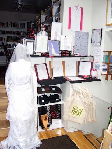Design Bellas Wedding Dress Competition at TKE