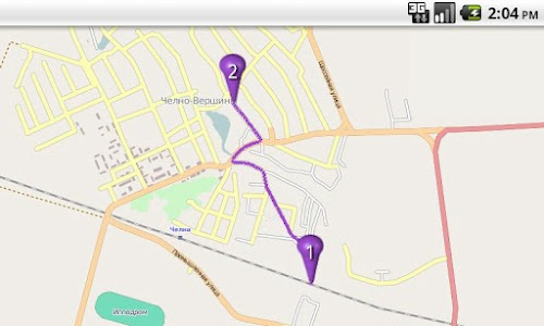 GPS Speed HUD screenshot 4