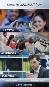Galaxy S4 Retail Mode screenshot 0