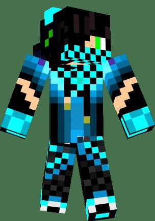 Mec Cool Nova Skin