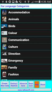 Speak and Write Ga Language screenshot 5