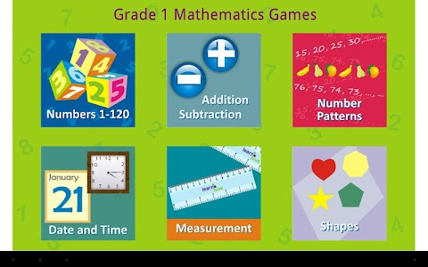 Grade 1 Math Games Free screenshot 1