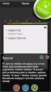 FISZKI Rosyjski Słownictwo 1 screenshot 2