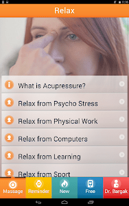 Relax NOW With Acupressure. screenshot 13