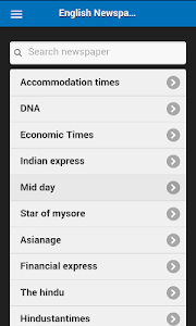 Pocket News India screenshot 1