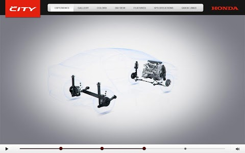 Honda City screenshot 3