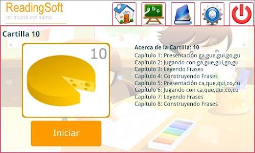 Learn to Read Spanish screenshot 5