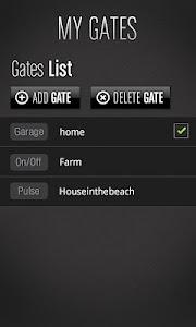 iSmartGate -Open garage door- screenshot 1