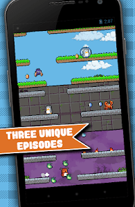 Super Penguin screenshot 1