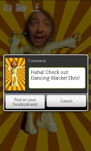 Dancing Wackel Elvis screenshot 3