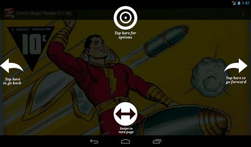 Comic Magic Reader screenshot 11