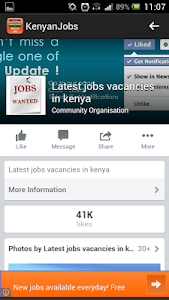 JOBS IN KENYA screenshot 3