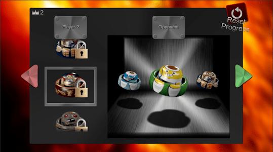 Air Hockey Fire 3D screenshot 13