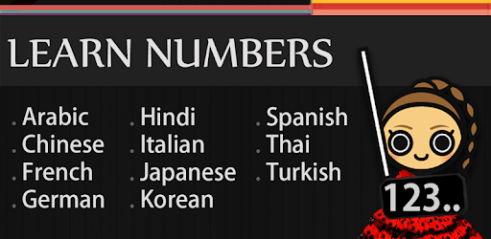 Learn Chinese Numbers, Fast! Pour PC Capture d'écran