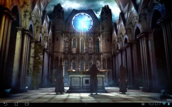 3D Gothic Wallpaper Desktop