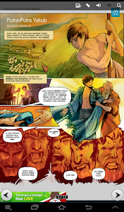 Komik:Alkitab Jilild 1 screenshot 0