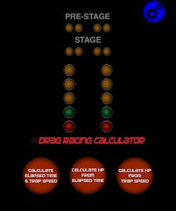 Drag Racing Calc screenshot 8