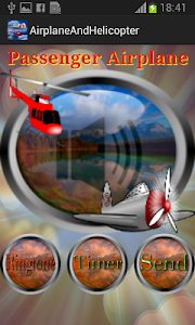 Airplane & Helicopter Ringtone screenshot 4