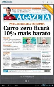 A Gazeta screenshot 0