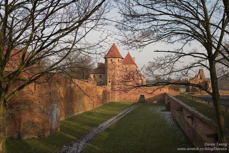 Malbork 馬爾堡 ~宏偉的中世紀歐陸條頓騎士團城堡 ~世界遺產