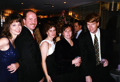 1996 Holiday party