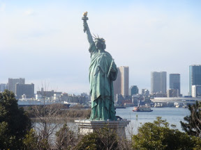Statue of Liberty... NOT!