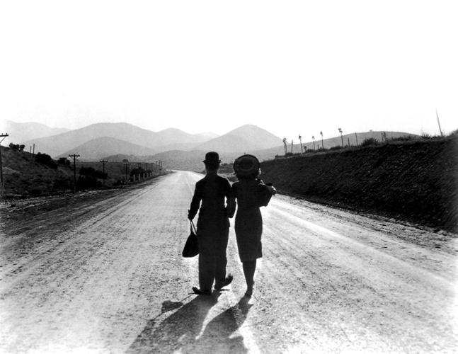 Charles Chaplin, Paulette Godard