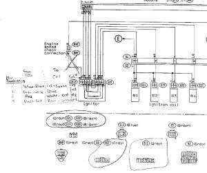 coilpack conversion wiring  ScoobyNet  Subaru