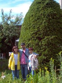 Ludmilla, Konstantin and Alla