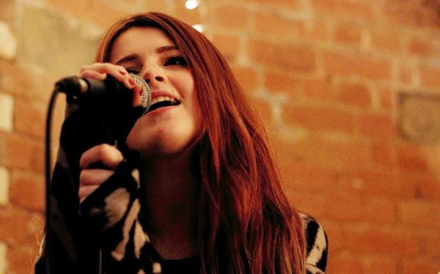 Liv Armon at Singers of Distinction