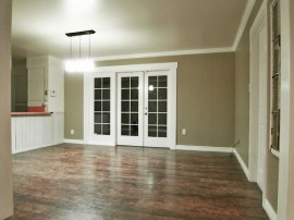 Tempe real estate listings showcase this 15' x 13' dining/family room