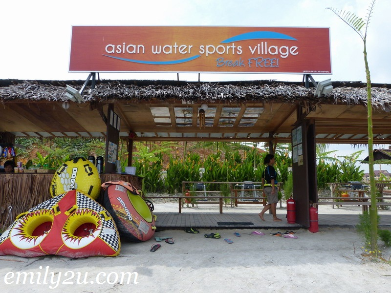 Asian Water Sports Village Puchong  From Emily To You