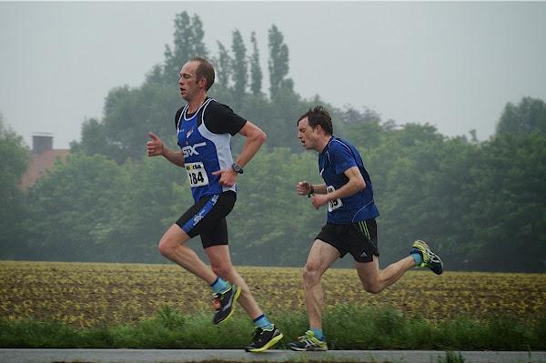 Dwars door de Zilten 2013 - 14 km - Thijs Vander Meiren